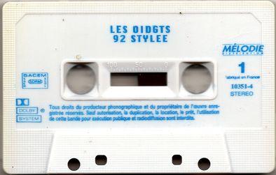 oidgts cassette
