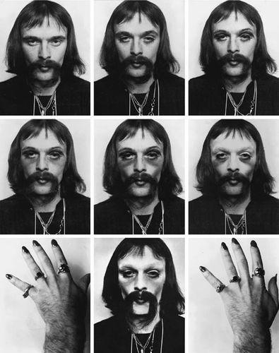 F Klauke Ich + ich 1970-00
