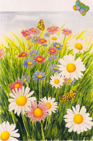 carte printemps Nyame