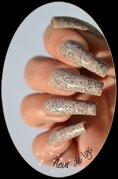 Nails Inc Sugar house lane swatch