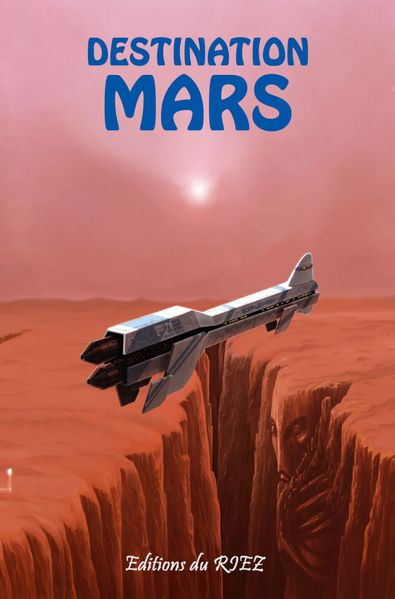 destination mars la couv