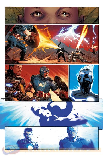 avengers 3 page