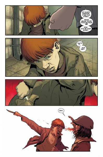 red skull page