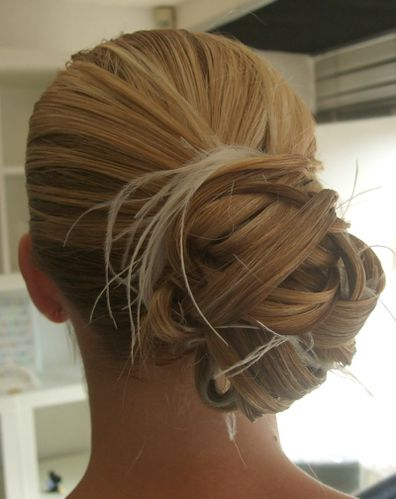 cocktail coiffure