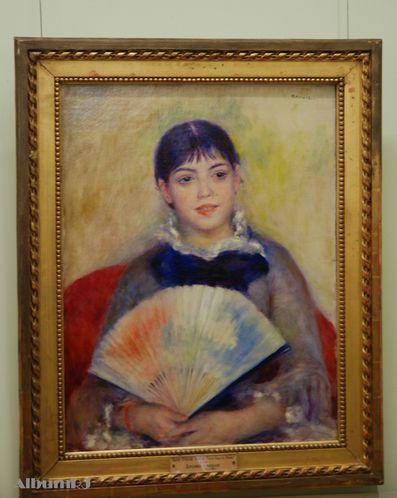 05 Renoir - jeune fille à l'éventail - Ermitage-10