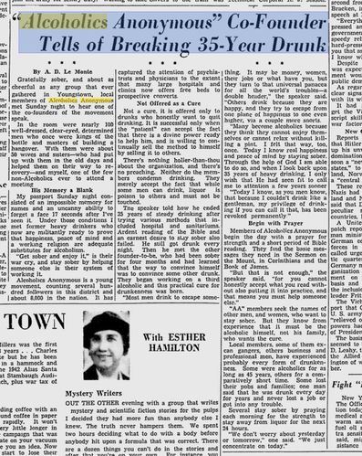 HISTOIRE 828 youngstown vindicator OH 5 oct 1942