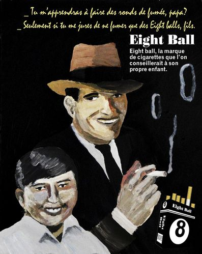 pub eight ball