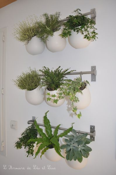mur vegetal ikea