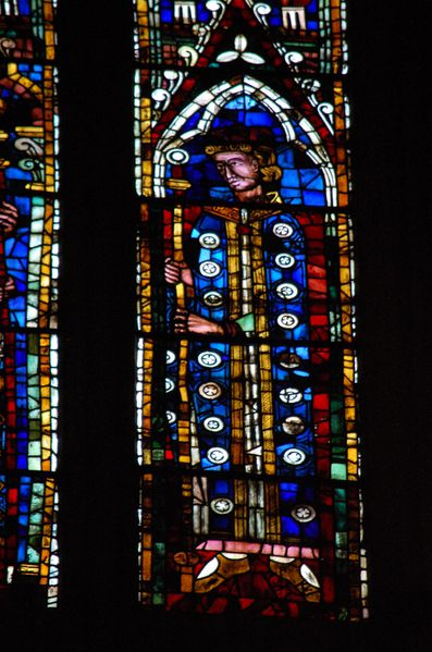 Leon cathedrale vitraux (7)