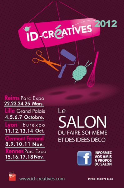 Salons id 39 cr atives le blog de - Www id creatives com ...