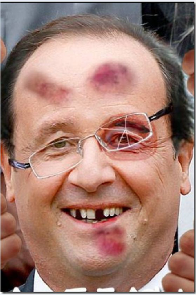 HOLLANDE COUPS