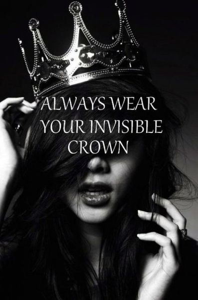 A PART CA : invisible crown