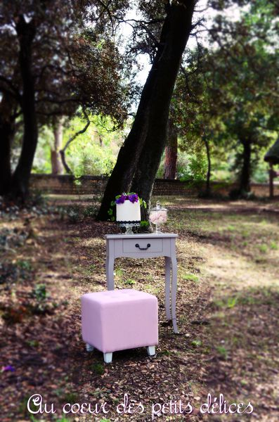 Gateau noce de porcelaine mariage cake designer nimes