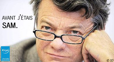AVANT J'ETAIS SAM - JEAN-LOUIS BORLOO