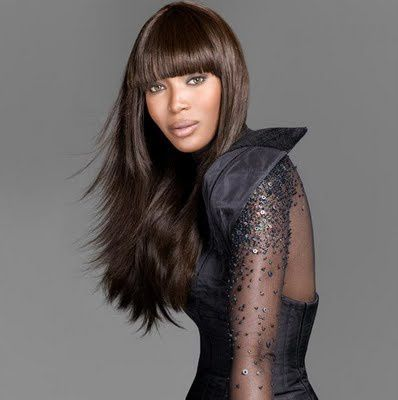 Naomi Campbell for Francois Nars's 15th anniversary