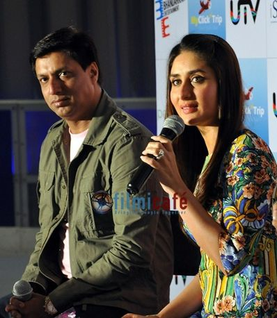 Madhur Bhandarkar and Kareena Kapoor 3