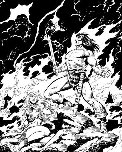buscema-sinnot conan 001