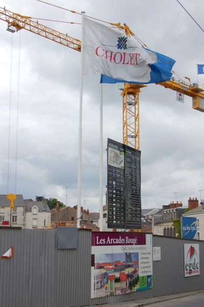 cholet chantier