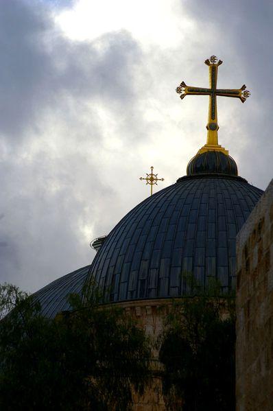 Jérusalem Saint Sépulcre