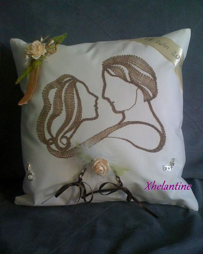 coussin alliances C