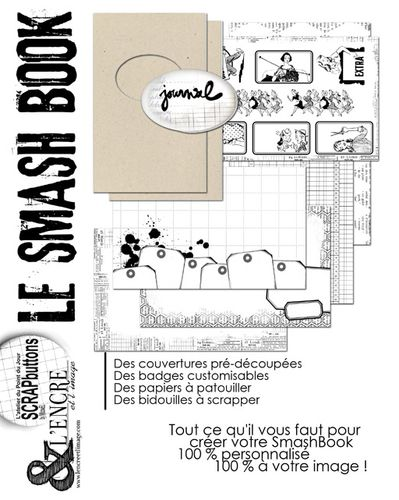 SmashBook - prsentation