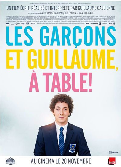 Garcons Guillaume Affiche