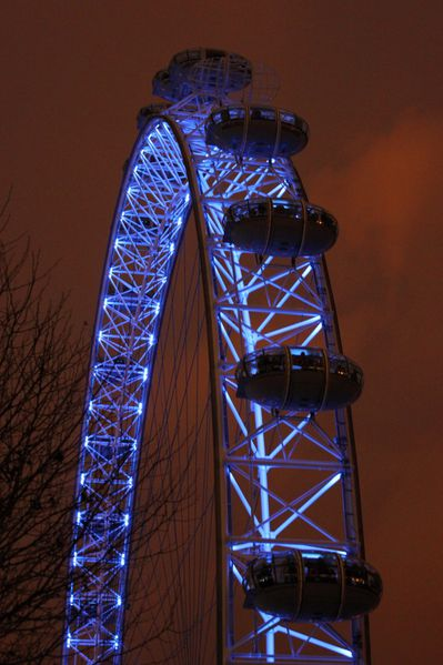 londres roue tamise