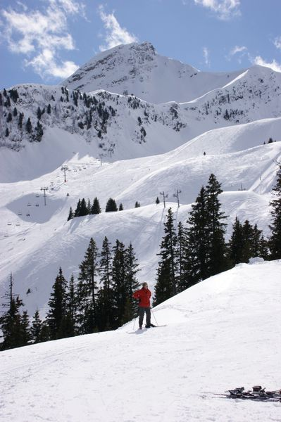 Le Planay areches ski neige9 (2)