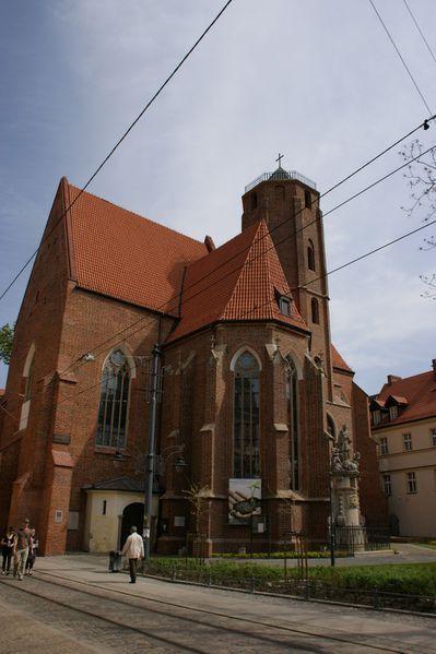 Rencontre wroclaw