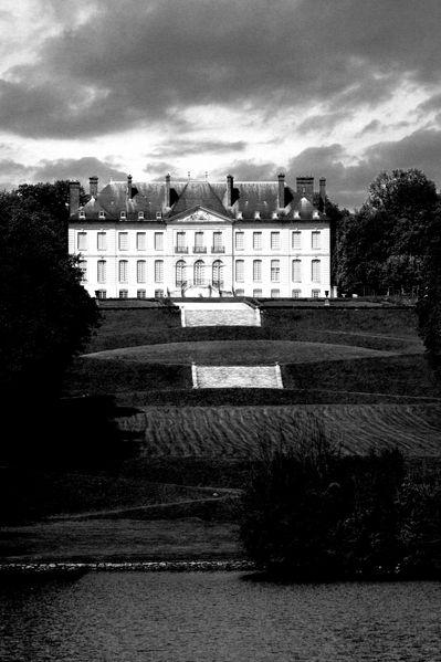 GX4 Château de Ninon, Chaussy