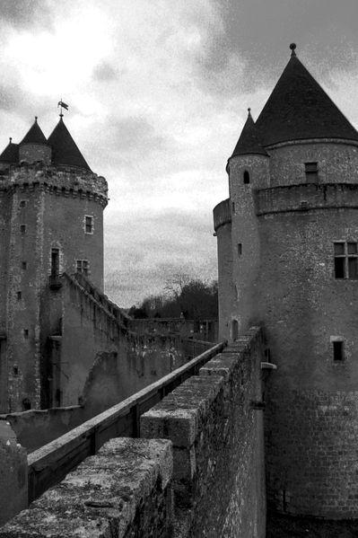 FD6 Château, Blandy