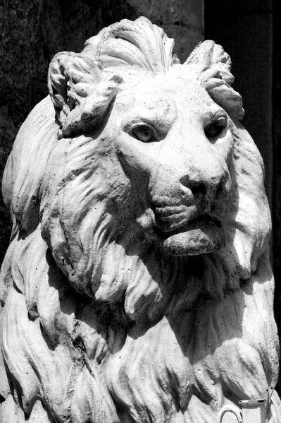 HW1 Statue, Rocamadour