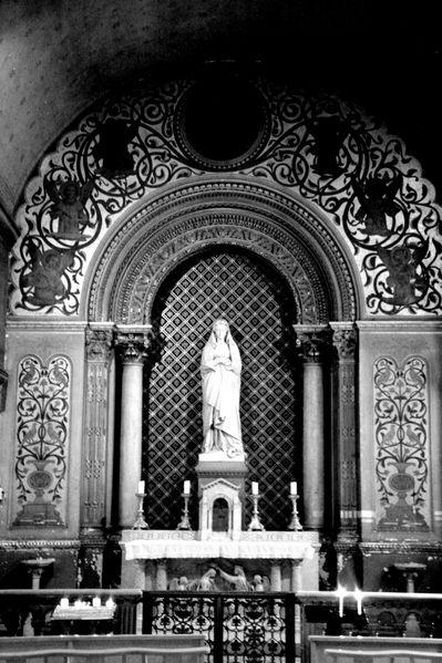 IG3 Eglise d'ainay, Lyon