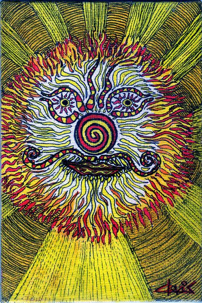 Soleil clown