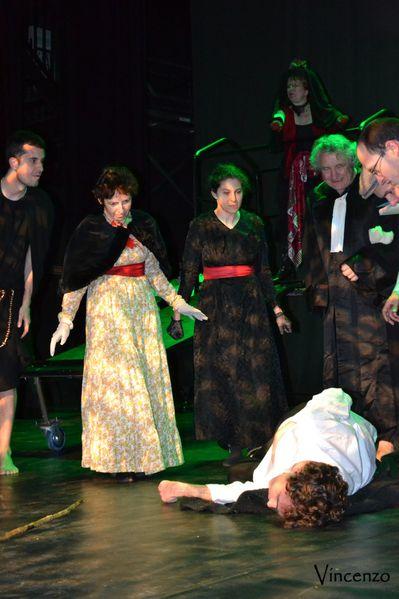 Festis 2011 Falstaff's folies répétition