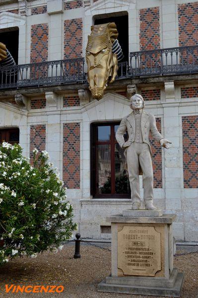 Blois 3 musée de la magie