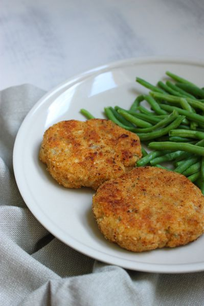 salmon cakes galettes de saumon avec ou sans cook 39 in. Black Bedroom Furniture Sets. Home Design Ideas