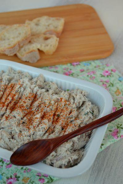 Rillettes de maquereaux au citron blogs de cuisine - Cuisiner des maquereaux ...