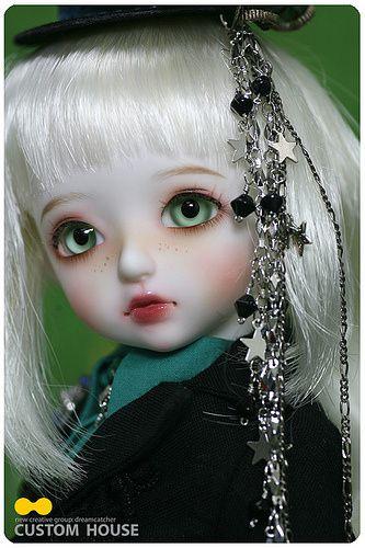 belle poupée dolls BLYTHE collection