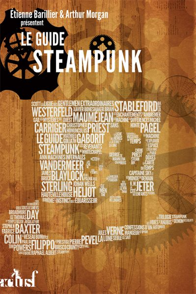 guide steampunk actusf