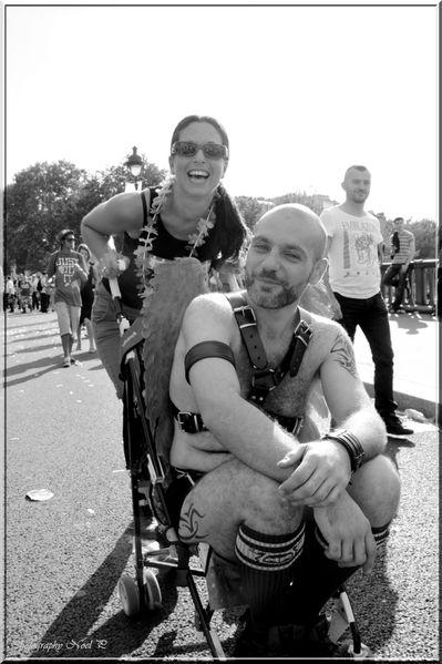 Gay Pride ou marche des fiertes 25 juin 2011 (1573)BW