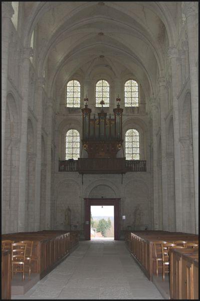 Abbaye Saint-Georges de Boscherville 17