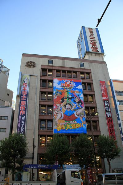 One Piece Building