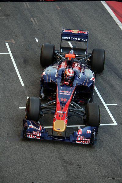 Barcelone-F1 3501t