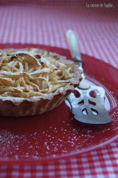 Tartelettes aux pommes 2