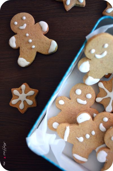 Gingerbread men #3