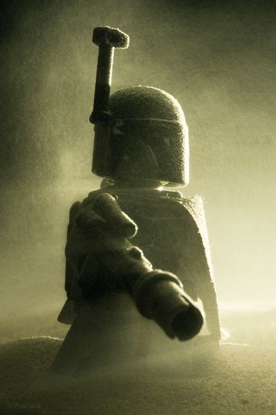 Boba Fett's Wonderful Return