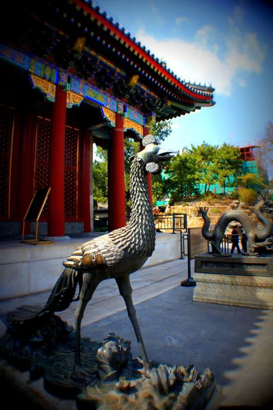 Pekin - Summer palace (2)