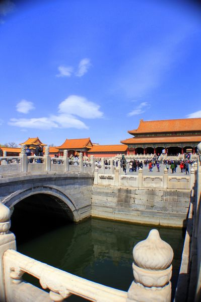 Pekin - forbidden City (5)