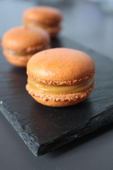 Macarons caramel au beurre salé (2).